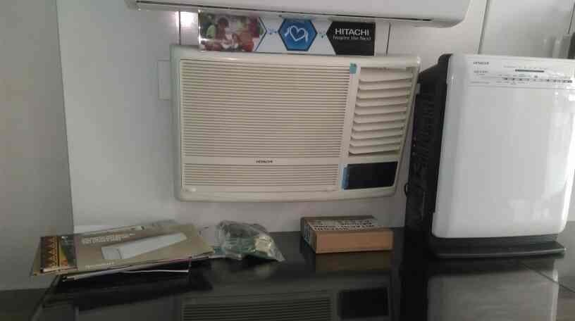 we are leading supplier of Hitachi air condition in Maninagar in Ahmedabad - by Trio Ac , Ahmedabad