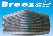 SEELEY'S INTERNATIONAL'S LATEST COOLING INNOVATION BREEZEAIR  ENVIROMAGIC
