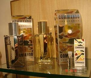 Our customers can avail from us Commando Perfume, which resist body odor and leaves long lasting fragrance on the body. We formulate these Commando Fragrances using natural oils and aromatic ingredients. Our Commando Fragrances are availabl - by Jt Cosmetic And Chemicals, Vadodara