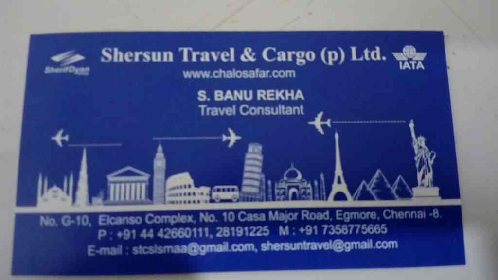 Best Travel Agency in Chennai