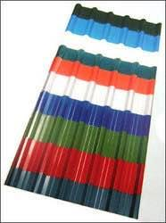 Balaji Roofing is a leading supplier of colour coated roofing sheet in Vapi, Gujarat.  - by Balaji Roofing, Vadodara