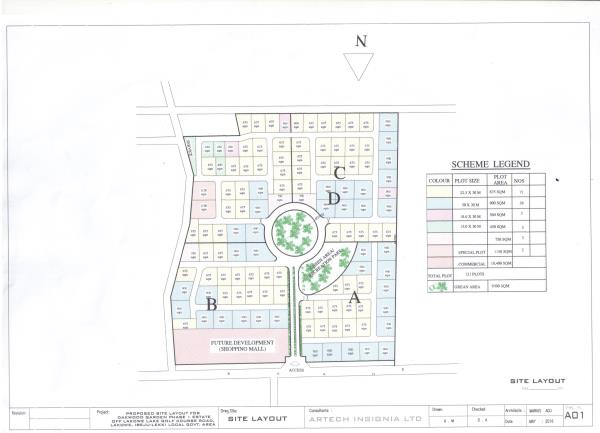 Oakwood Gardens Phase 1  Governor's Consent  Lakowe Golf Course, Ibeju-Lekki, Lagos, Nigeria 675 sqm - N13, 500, 000 per plot ( 30 months installments: N450k monthly). 900 sqm - N18, 000, 000 per plot ( 30 months installments: N600k monthly).   10.  Oakwood Gardens Phase 2    Certificate of Occupancy (CofO) Along Lekki Free Trade Zone Road, Ibeju-Lekki, Lagos, Nigeria 600sqm per plot N5, 400, 000 per plot ( 30 months installments: N6M, N200k monthly)