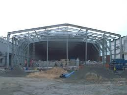 Prefabricated Steel Structure Manufacturer  http://www.r4engineers.com/ - by Structural Steel Fabrication, New Delhi