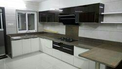 Our competency lies in manufacturing an excellent quality range of Acrylic Modular Kitchen in Vadodara Gujarat