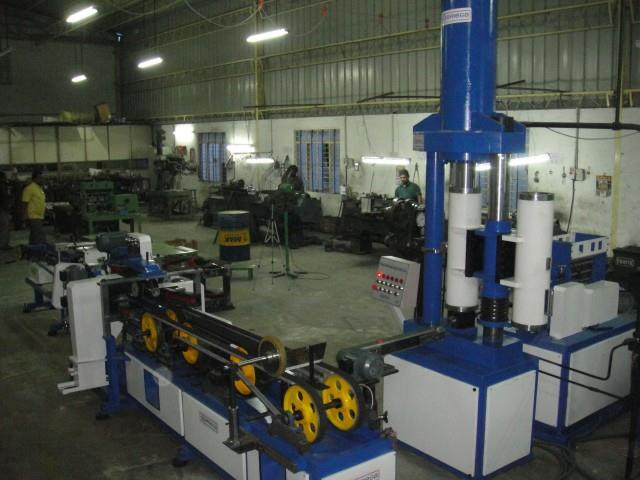 Welding Electrode Manufacturing Plant Welding Electrode