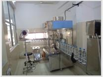 Semi Automatic Rotary Bottling Plant in Ahmedabad.  Technical Data    Filling Capacity200-1000 m l Power3 HP-III phase Dimension(MM)1000x700x625 Weight           400-500 kg approx WashingManual FillingAutomatic CappingAutomatic - by Shakti Ion Exchange, Ahmedabad