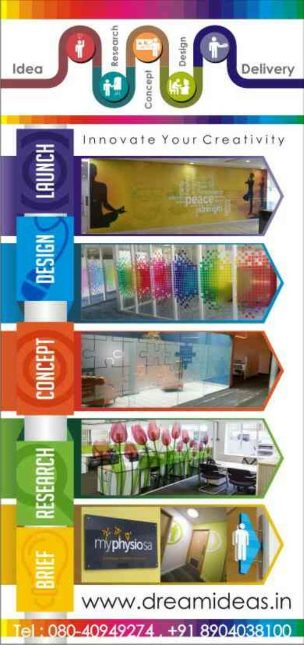 Customized ur office space
