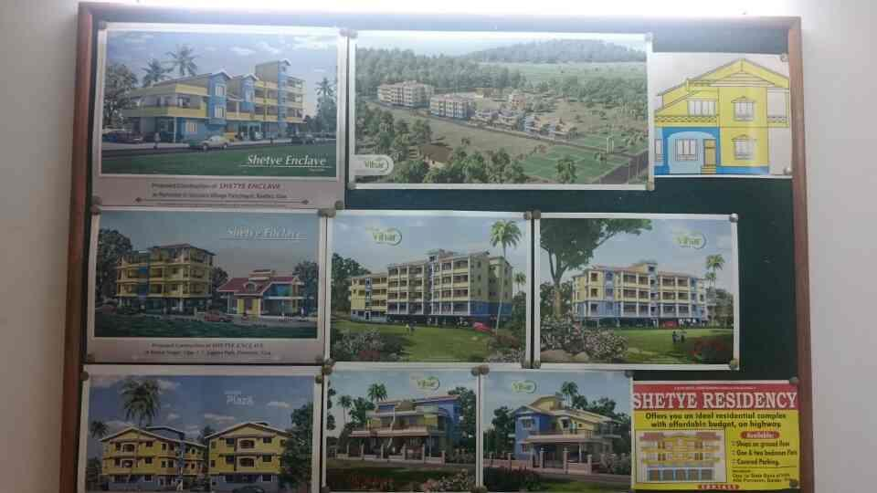 flats for sale in porvorim  - by Shetye Constructions, Porvorim