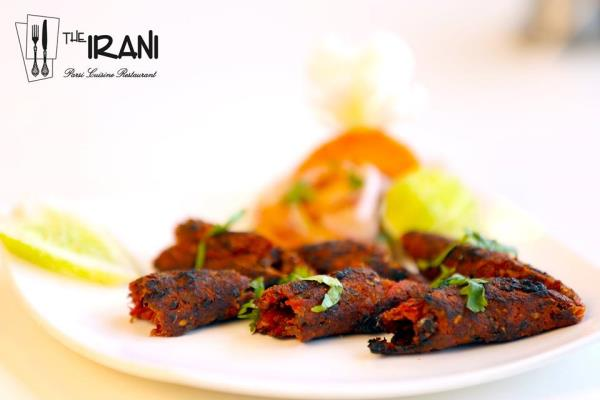 Veg Chilli Milli Sheek Kabab !  ----------------------------------------- The Irani Parsi Cuisine Restaurant will amaze you with its authentic & hygienic Parsi Cuisine Food. It is made for you for the first in Surat. #FeeltheChange #Feelthe - by The IRANI Parsi Cuisine Restaurant, Surat