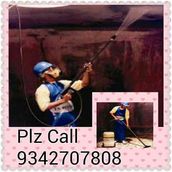 H2O Water Tank And Sump Cleaning Services In Magadi  Main Rood New Technology Tank Cleaning Equipment Vacum Cleaner And High Pressure Jet With Dewatering Pump Sales