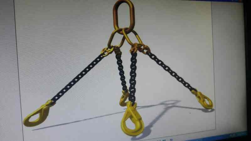 Chain slings - by Neo Ropes & Tackles P Ltd, Chennai