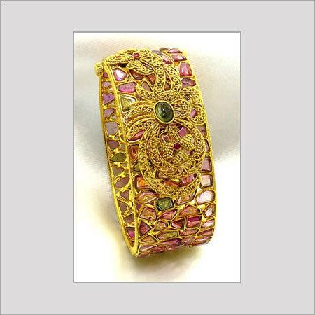 Gold Bangles  Gold+Bangles Ask Price We are offering exclusive collection of gold bangles of hallmarked purity. - by PRATEEK JWELLERS, Udaipur