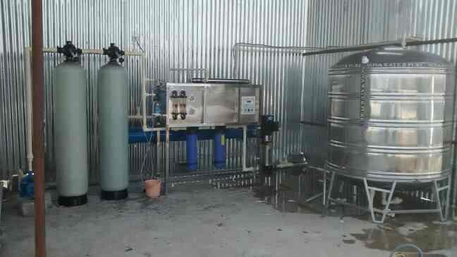 2000lph Commercial Reverse Osmosis (RO) Plant  - by Innovative Water Technologies, Secunderabad