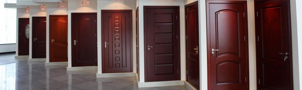 Flush Doors Thes are made from high density farm timbers which are chemically treated and well seasoned battens are edge glued to make these doors durable and dimensionally stable. FLUSH DOORS has extra lock rail that provides sufficient st - by Amba Industries, Ghaziabad