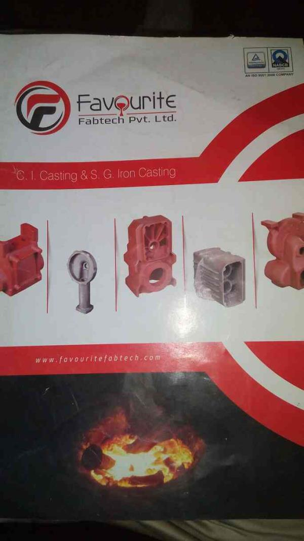 There are many products of CI and SG Iron Casting in Rajkot. We have also laboratory testing works for research and development.