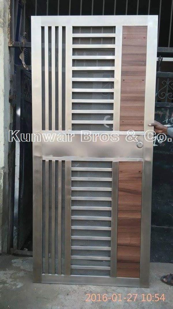 Safety Door Manufacturer Kunwar Bros amp Co In Noida India