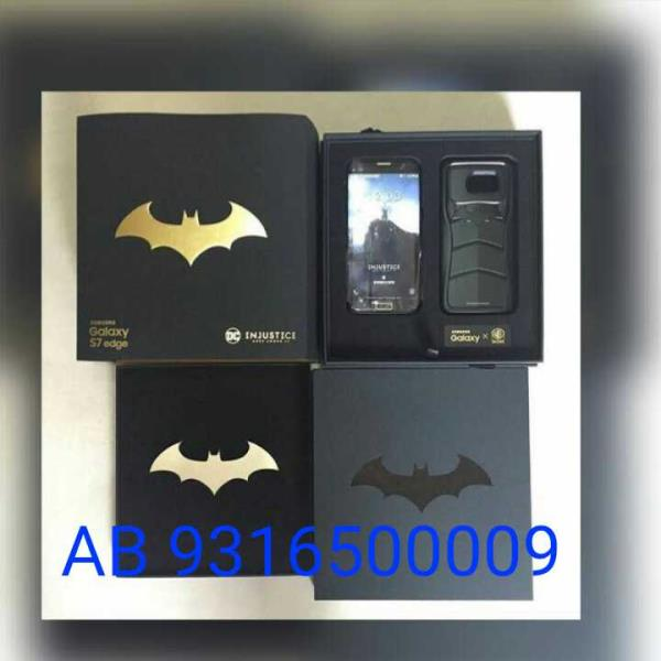 Samsung Galaxy S7 Edge injustice 32GB. Limited stock 69999 INR