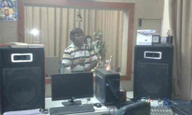 Song Recording Studio in India