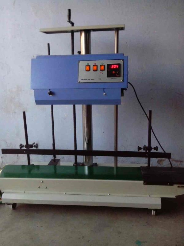 Band Sealer Machine  we have wide and best product quality range in band sealer machine  www.shivpackaging.com