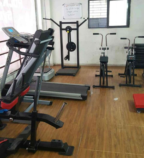 Looking for best in price gym in ahmedabad?  Just visit our Fitness center - ROCKSTAR GYM  and share your need   *Our charges are minimum and results are maximum*  Call us on 9374136048 for more info  #We are located in Maninagar# - by Rockstar Gym, Ahmedabad