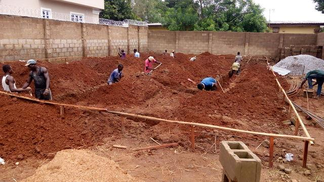 #Ilorin Project: Excavation - by Greyfield Integrated Services, Lagos
