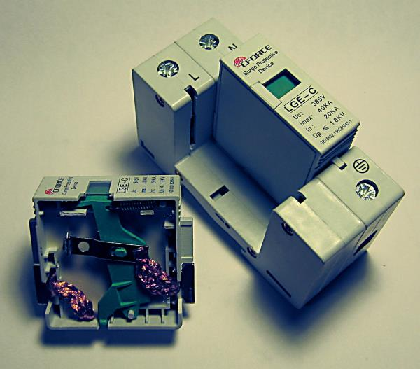 SURGE PROTECTION - SURGE ARRESTER SUPPLIERS IN CHENNAI.  We are the Best Suppliers of Surge Protection  - Surge Arrester in Chennai.   Surge Protection - Surge Arrester    Advantages 1.  Protection for all common applications and signals, t - by HAWK Technologies Pvt Ltd, Chennai