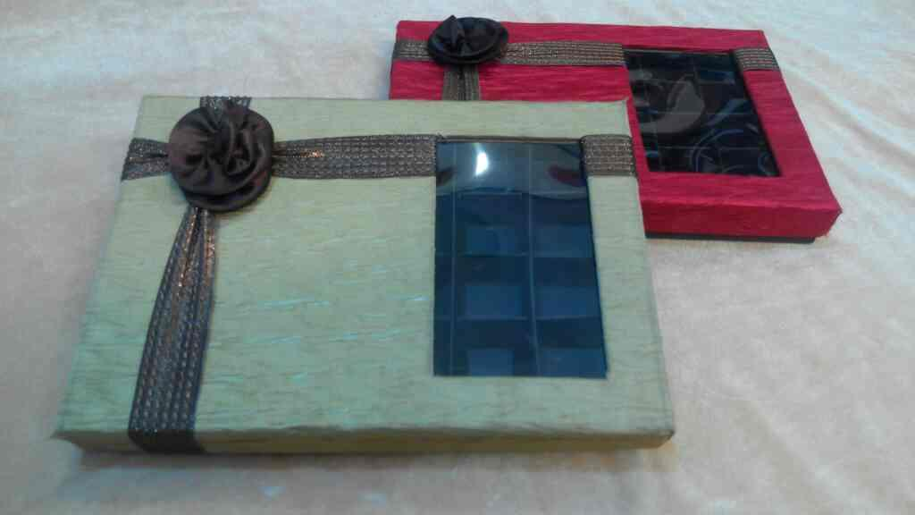 Rectangle Choco Box   We are leading Manufacturer of Rectangle Choco Box in Delhi.