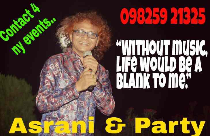 """Contact for All Types Of Musical Events... 098259 21325 """"Music acts like a magic key, to which the most tightly closed heart opens."""" So#Be#WiD#MuSiC#Nd#StAY#TuNeD Best musical party in Gujarat Ahmedabad..... Best at wedding functions  Best  - by Asrani&party, Ahmedabad"""