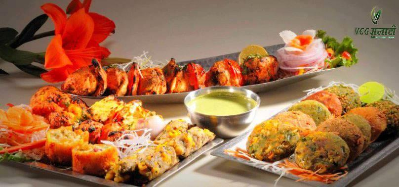 North Indian Restaurant in Central Delhi                   Try our spl. Kebabs [hara bhara, galouti, rajma-chana, dahi ka kabab, tandoori platter, tandoori mushroom]