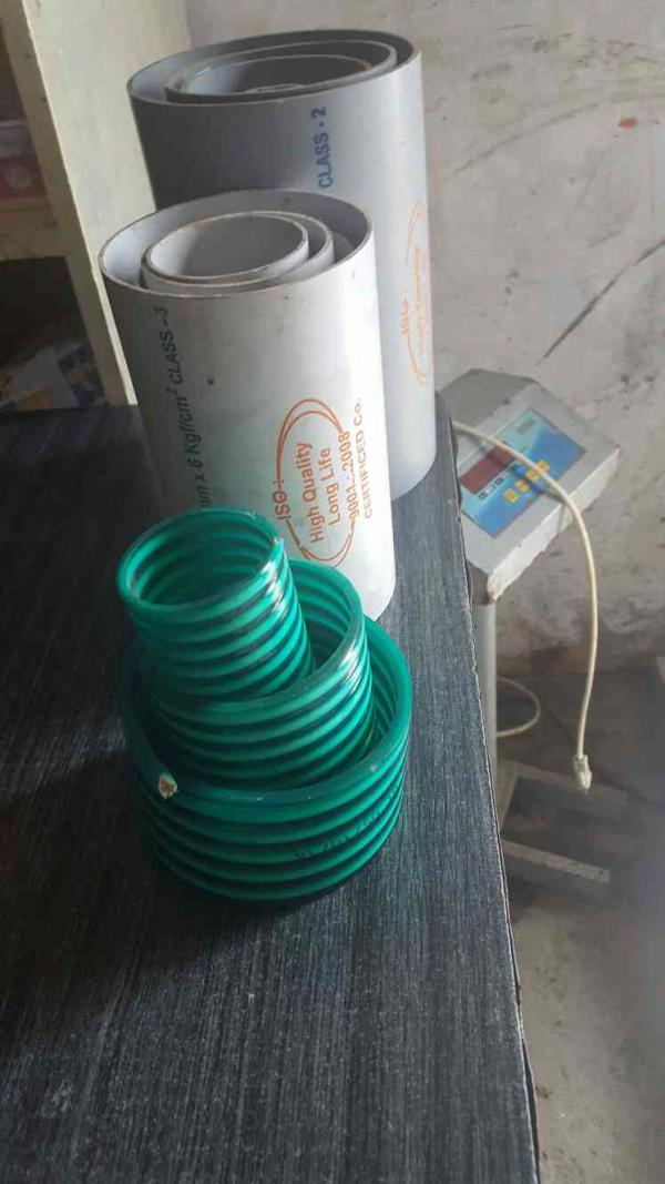 Best Quality Sation pipe supplier in Ahmedabad.  Come to us for best quality product at best prices market wise. We are start up so we need good number of customers and best product delivery is our Committment. - by Satyam Polymers, Ahmedabad