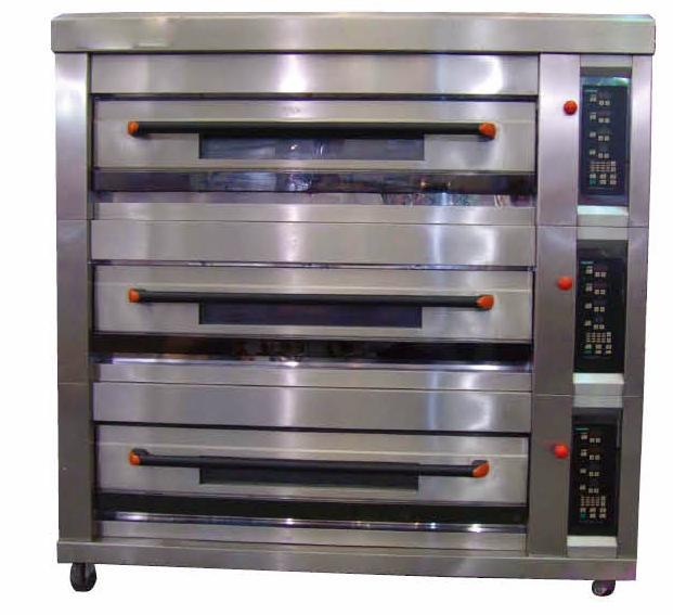 Deck Oven-Baking Oven - by HotelsMart Pvt Ltd, Hyderabad