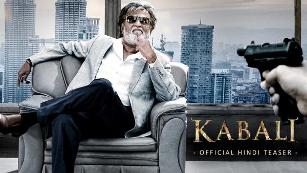 Rajnikant as a gangster and essayed an impressive character .
