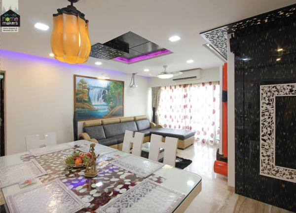 We understand the criticality of Vaastu Shastra planning for your Residential Interior Design and Office Interior Decoration. Trust in Home Makers Interior, to have creativity being implemented along with Vaastu Shastra Consulting for your Living Room Interior, Dressing Room Interior, Bedroom Interior etc. We experiment uniqueness in each Residential Interior Design and Office Interior Design we come across, because your home defines your style and persona.   For having the complete Interior Decoration and Vaastu Shastra plan for your home www.homemakersinterior.com