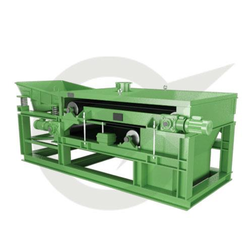 Magnetic Concentrator Separator  The Magnetic Concentrator Separator from   Star Trace Pvt. Ltd is an excellently working magnetic separator. Available in different specifications the Magnetic Concentrator Separator is also available in custom made dimensions as well.