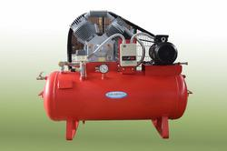 Air Compressor Valued as a reliable manufacturer and supplier, we are engaged in offering the premium quality of Air Compressor to our valuable customers. These compressors are manufactured in compliance with the industry laid norms, by using advanced tools and equipment. The premium quality of the offered compressors is never compromised at our end, by conducting different quality assurance checks.   Features:  Ability to manage high temperature Low maintenance cost Durable construction  Specifications:  Continuous Output Power: 2 HP Voltage: 220 V / 110 V Dimension (L x W x H): 72 x 32 x 74