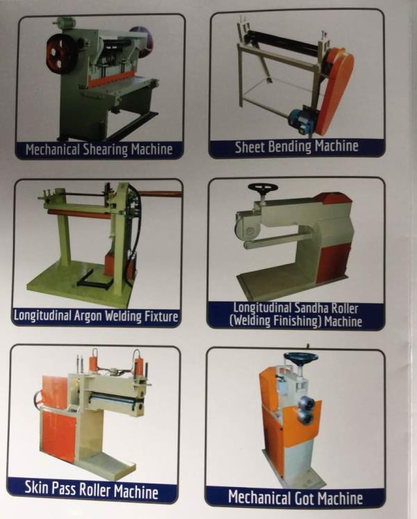 Looking for Sheet Bending Machine Manufacturer in Ahmedabad  We Yashwant Industries is one of the leading best quality material provider for sheet bending Machine, Mechanical Shearing Machine, Longitude Argon Welding Fixtures etc....