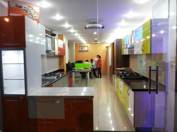 V Zone interiors show room modular office & Residence furniture work in banashankari 3 rd stage.