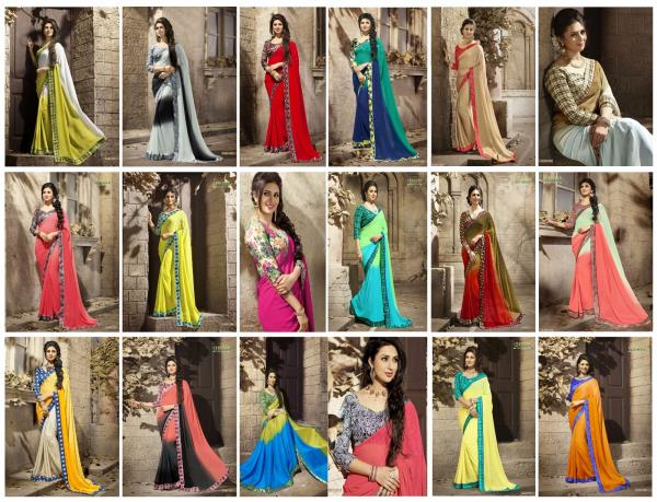 The Types Of Saree Are Kanjeevaram Sarees, Dhakai Sarees, Paithani, Sambalpuri Sarees, Pattu Sarees, Assam Silk, Banarasi Sarees, Chanderi Sarees, Tant, Silk Sarees, Kosa Sarees, Nauvari Sarees, Chiffon Sarees, Georgette Sarees, Net Sarees, Bandhani Sarees, The traditional bandhej saree or Bandhani Saree is a form of tie and dyed practice of designing patterns on a saree. These are well famous in Rajasthan and Gujarat states and available in in all possible colors, variety and best price range. The pink city Jaipur is famous for its Bandhej Sarees, Lehariya Sarees and Garchola Sarees.It also offers a wide range of patterns like Jaal Embroidered Georgette, Designer Georgette Sarees and Pure Georgette Sarees.unique quality and easily available in numbers of colors with embroidery. Chiffon is made from cotton, silk and synthetic fiber. Party Wear chiffon fabric sarees in various colors, styles and trends makes it one of the first choice of beautiful young Indian woman.Nauvari Saree is a traditional Maharashtrian  Saree, Its nine yard long traditional saree of Marwari women. Maharashtrian nauvari Saree has a unique way of wearing, It is worn without petticoat and in kaccha style.The famous attire from the state West Bengal, Bengali Sarees are vibrant in color and always easy to handle for every type of occasion. silk, crepe, chiffon, chinan, argreza, tussar, zari tissue and silk sarees.Red is most favored color for wedding saris and are traditional garment choice for brides in Indian culture. Women traditionally wore various types of regional handloom sarees made of silk, cotton, ikkat, block-print, embroidery and tie-dye textiles. More Details https://www.dropbox.com/sh/4nsujpz9ofuwr9o/AAAmyDzGUEihko1MJvGwyTaOa?dl=0