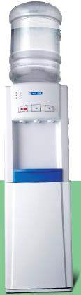 blue star bottle water dispensers  bwd3fmea with 3 taps  , hot , cold & normal  3 liters cooling  , 5 liters heating capacity  per hr  . standing model and 14 liters storage cabinet . 1 year warranty . our offer price 7, 800