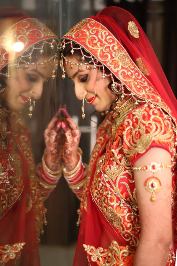Best Wedding Photography, Bridal Portraits, Couple Portraits, Etc.  - by Bhasin Studio, Bareilly
