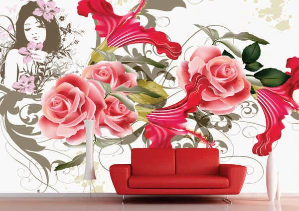 Wallcovering selection made easy at Wall Art    Do not get worried if you have been assigned with the task of choosing right décor items for your house! Come to Wall Art! Expert artists, interior designers, and home decorators are present f - by Top Interior Designers and Architect, Gurgaon