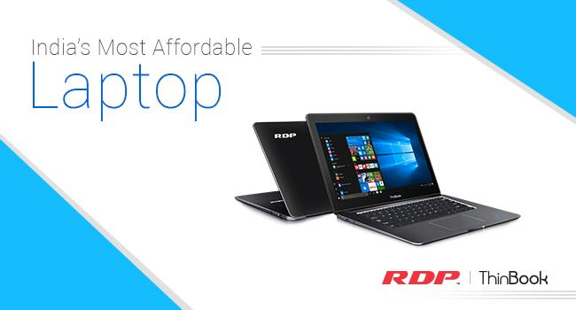 Best Laptops in India | RDP Thin Book India's Most affordable Laptop   ( Best Laptops | Laptops Under 15000 | Laptops under 20000 | Laptops in Mumbai)   RDP is unveiling India's most affordable Laptop - by RDP, Mumbai