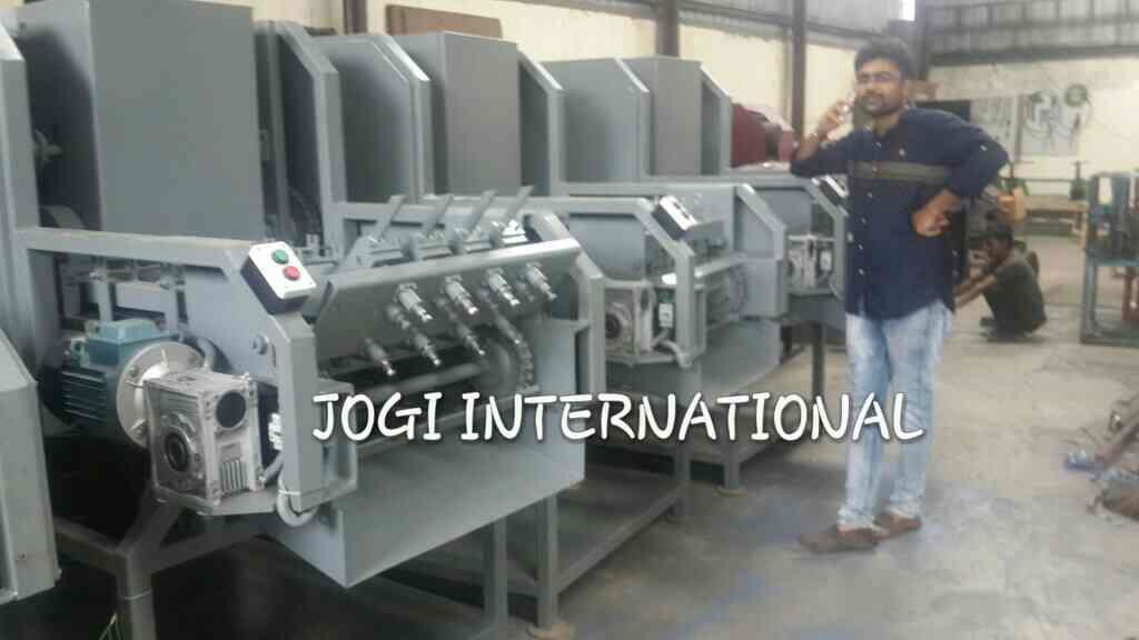 cashew processing machinery  cashew machinery  @Parthesh Thakkar jogi international  - by Shree Vinayak Engi Tech, Ahmedabad