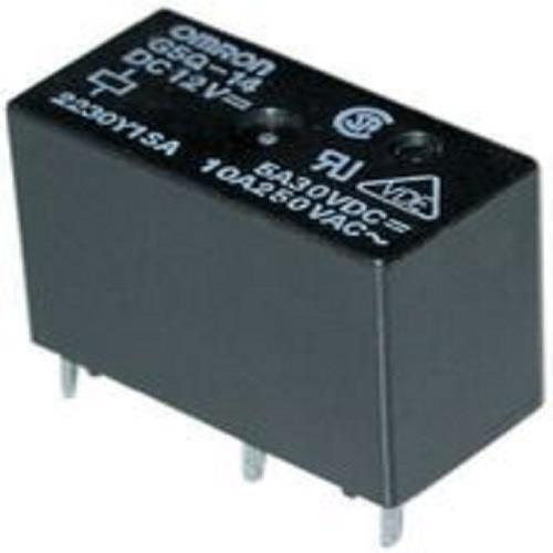 We are authorized distributor of omron 10A SPST Fully Sealed Power Relays High inrush (40A) - G5Q-1A4-EL2-HA-DC12  Features:  . G5Q Miniature Power Relay.  • Compact single pole relay.  • Excellent switching performance for a variety of loads.  • Small, yet provide 8-kV impulse withstand voltage (between coil  and contacts).  • Low coil power consumption (SPST-NO: 200 mW, SPDT: 400 mW)  PCB Power Relay Application Examples  • PCB Power relay used for output applications of control equipment.  PCB Power relay used for Home Appliances.  we are best authorized supplier of PCB Power relays in India .  we have best special prices available of PCB Power relays.  we are also supply.pcb power relay omron, miniature power pcb relay, dpdt pcb power relay 5a 24vdc coil, high power pcb relay, pcb mount power relay, power pcb relay,  visit our online store for more detail. http://econtroldevices.com/index.php?route=product/search& search=G5Q-1A4-EL2-HA-DC12%20