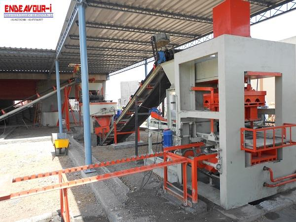 Fly ash bricks manufacturing has become a big money making business in India. Now people of India have slowly adapting the green brick technology which is going to be a savior of our mother nature for years to come. Endeavour intelligent equipments provide fly ash brick making machine in Madhya Pradesh ensuring in quality and on time delivery.