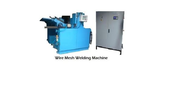 Features: Wire Mesh Welding Machines are design to Weld MS as well as GI material for wire.  Wire Mesh Welding Machine  WWM6 ( 6 feet) Long wire pitch and Cross wire pitch 19 to 100 mm can set. Wire can Weld 2 to 6 mm.   - by Winner weldingg Corporation, Pune