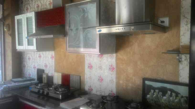 Royal Kitchen Decor Orina modular kitchen