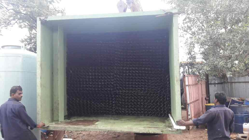 UASB Anaerobic filters - by Enversys Greentek Solutions, Pune