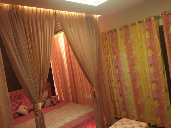Customised Curtain: We deals in all kind of customised curtain , wallpaper, 3D films.. & many more...!!