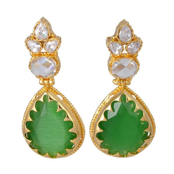 This earring made by nickle free alloys with fine finished and plated. Earring Manufacturer in Jaipur